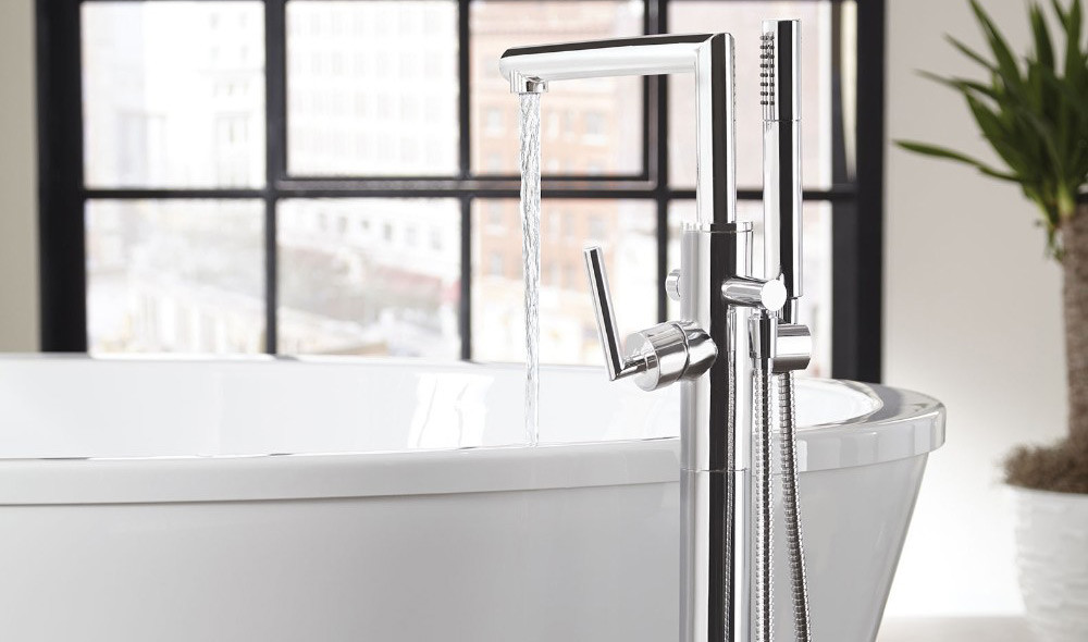 Bathtubs & Showers | Allens Plumbing Supply