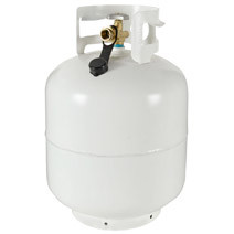 Propane Cylinder Refill!